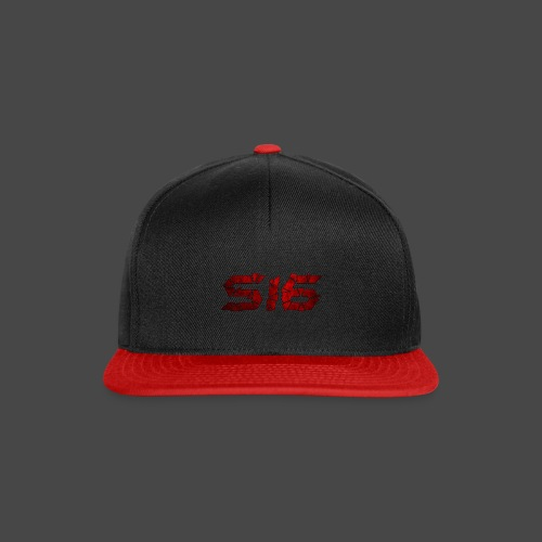 youtube logo new transpar - Snapback Cap