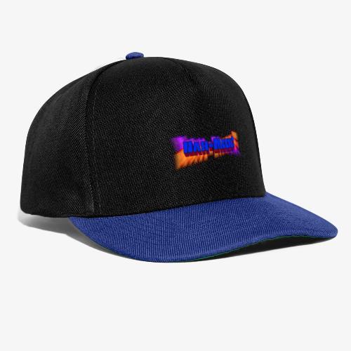 Nah meen blue - Snapback Cap
