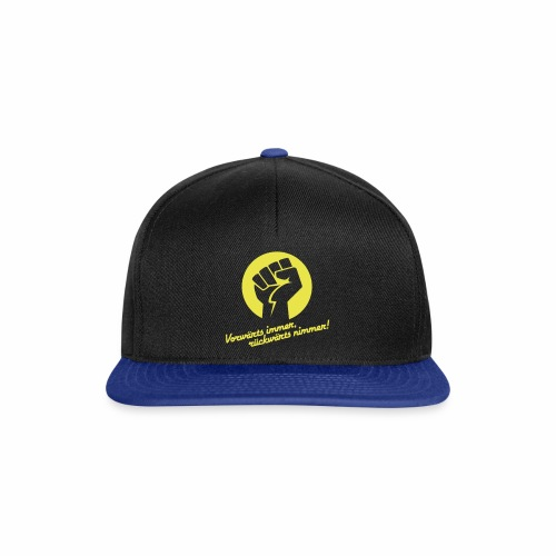 Vorwärts immer rückwärts nimmer - Snapback Cap