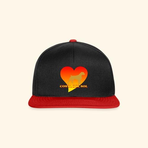 cdsDog1 - Snapback Cap