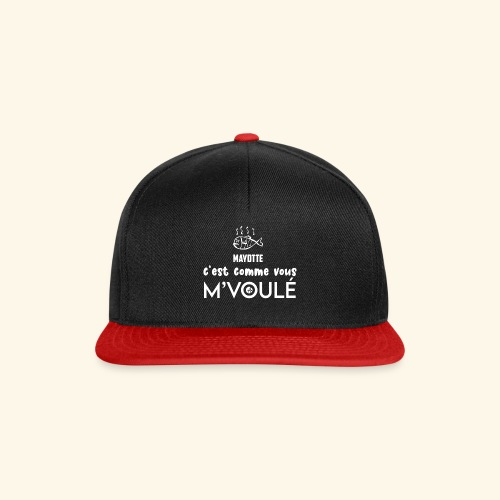 MAYOTTE MVOULE - Casquette snapback