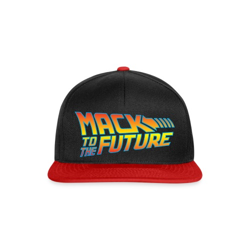 Mack to the future - Snapback Cap