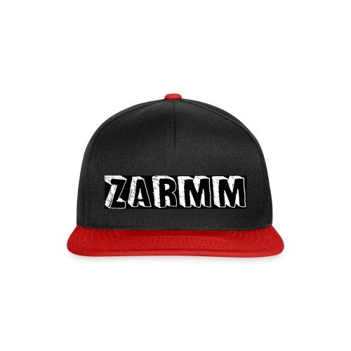Zarmm collection - Casquette snapback
