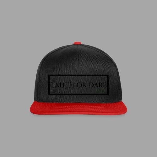 Western Truth or Dare Tee - Snapback Cap