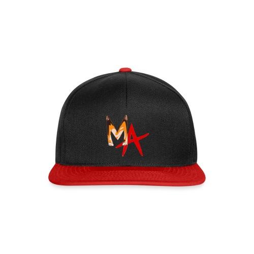 Mog Anarchy Logo - Snapback Cap