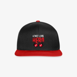 Street Level Hero - Snapback Cap