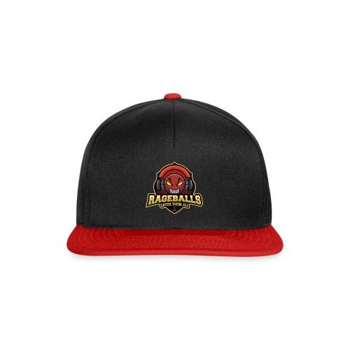 Rageballs - Das offizielle Logo - Snapback Cap
