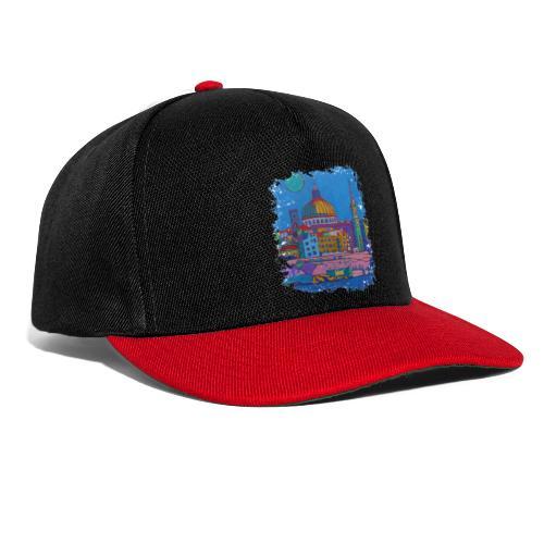Malta - Snapback Cap