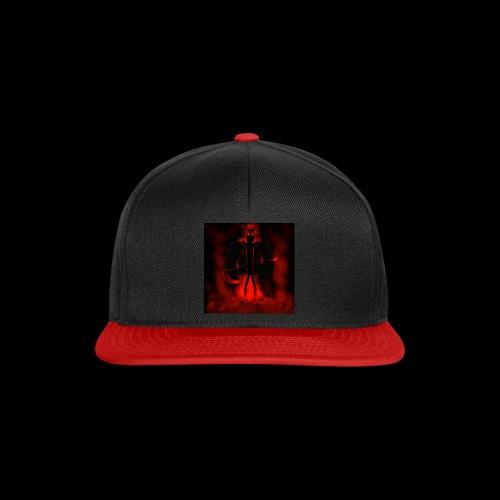 Corrupted Nightcrawler - Snapback Cap