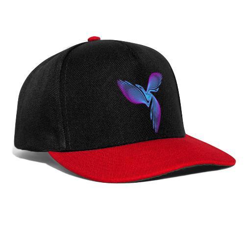 Vogel Paradiesvogel Kakadu Ikarus Chaos 2992cool - Snapback Cap