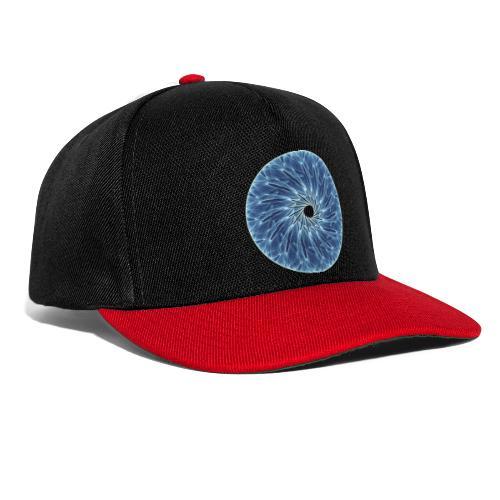 Chakra Mandala Mantra OM Chaos Star Circle 12260ic - Snapback Cap