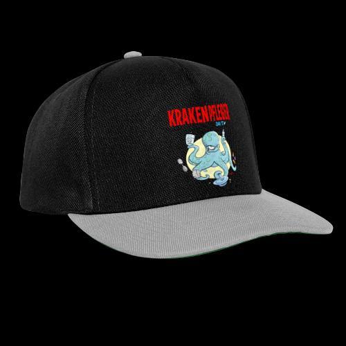 Krakenpfleger - Snapback Cap