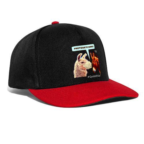 PROTEGETE BURRO - Snapback Cap