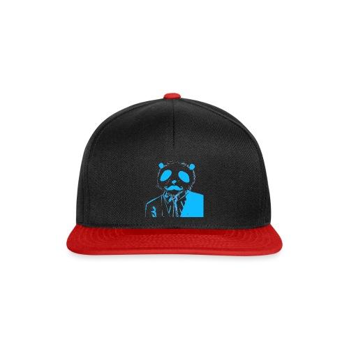 BluePanda Logo - Snapback Cap