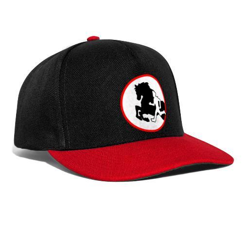 Horse Agility Logo - Snapback Cap