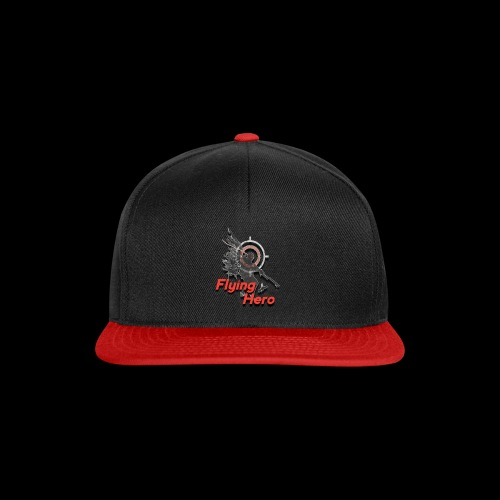 Flying Hero - Casquette snapback