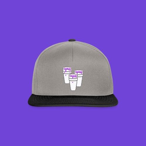 Purple - Snapback Cap