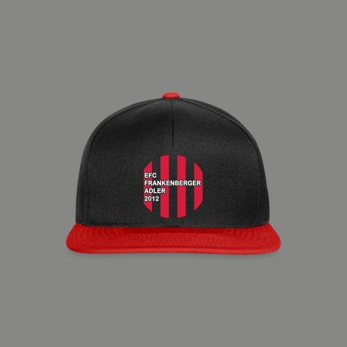 EFC Trikot-Style - Snapback Cap
