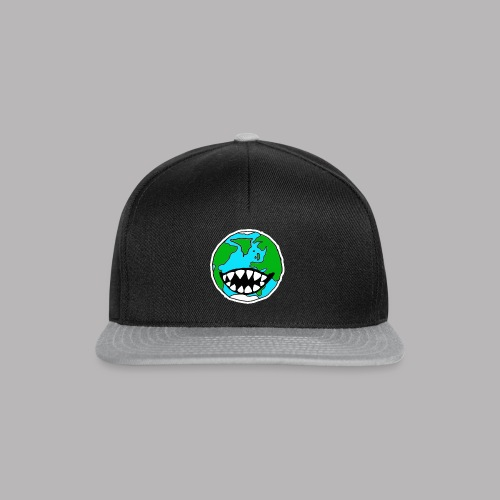 Hungry Planet - Snapback Cap