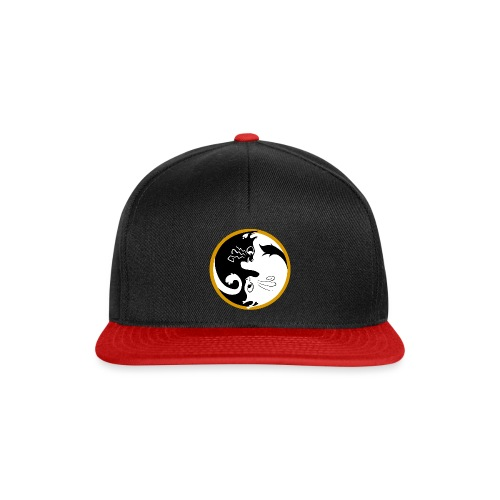 Ying yang cats - Casquette snapback