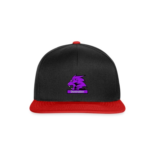 Domination The Wolf is back - Snapback-caps
