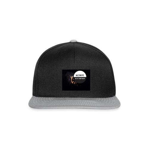 KeMoT odzież limitowana edycja - Czapka typu snapback