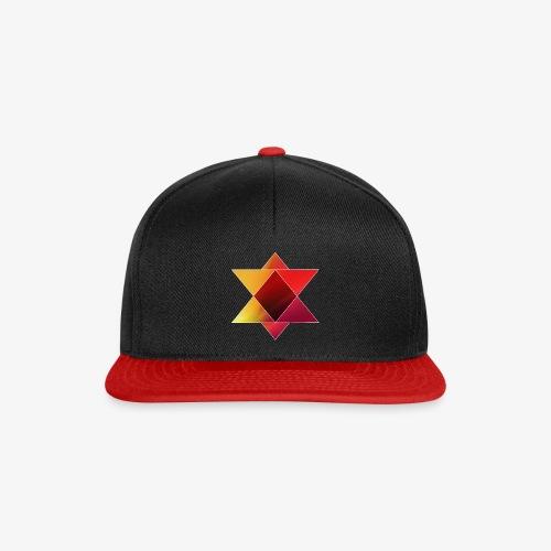 Burning Star - Snapback Cap