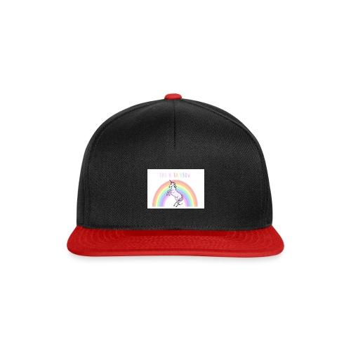 Eat a rainbow - Snapback Cap