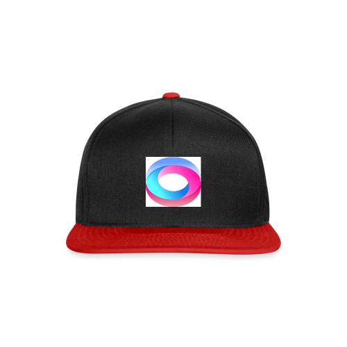 Efecto Neon - Gorra Snapback