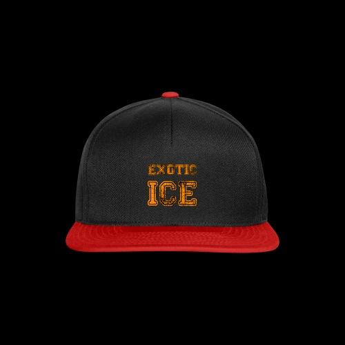EXOTIC ICE - Snapback Cap