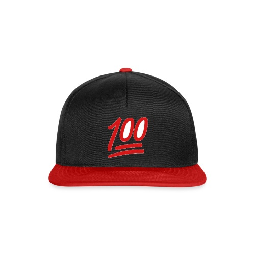 100 - Snapback cap