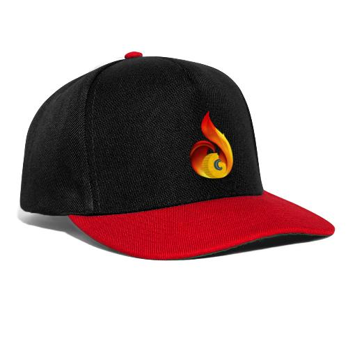 Crunch on Fire - Snapback Cap