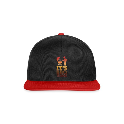 It's BBQ Time - Snapback cap