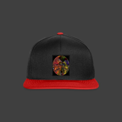 Who will arrive first - Snapback Cap