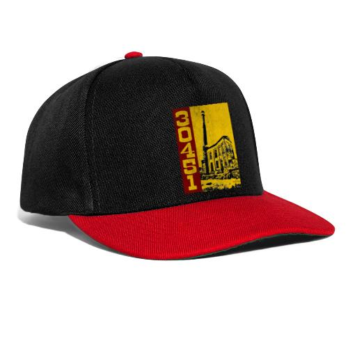 Stadtansichten Hannover Faust - Snapback Cap