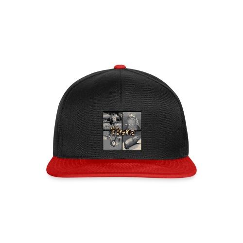 Tiere Cover jpg - Snapback Cap