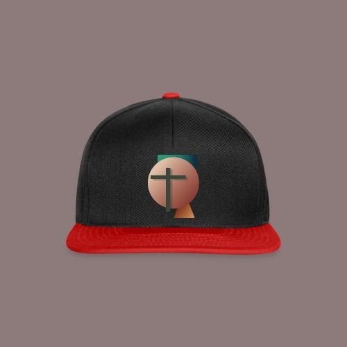 Retro Cross - Snapback Cap