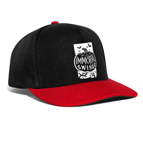 Happy Halloween Immortal Swings White - Snapback Cap