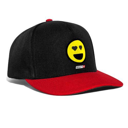 REGA-TV: Smile Herz - Snapback Cap