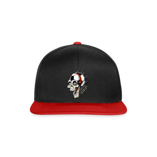 FOOTBALL FREAK Game Textiles, Gifts, Products - Snapback Cap