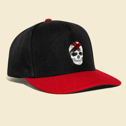 Radball | CycleBall Skull - Snapback Cap