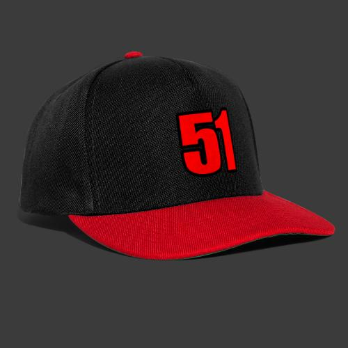 51 - Snapback Cap