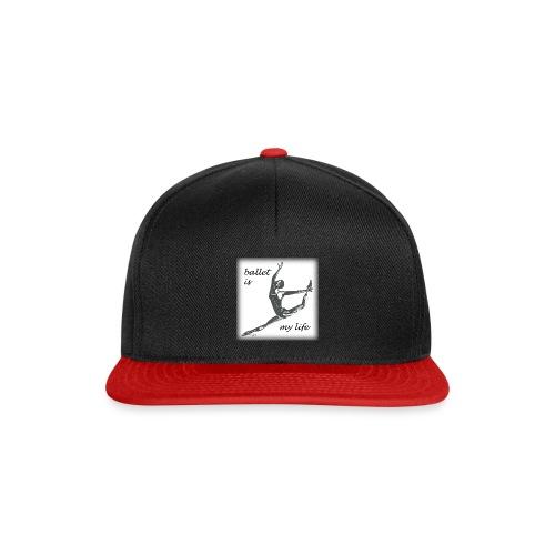 ballet modern - Snapback Cap