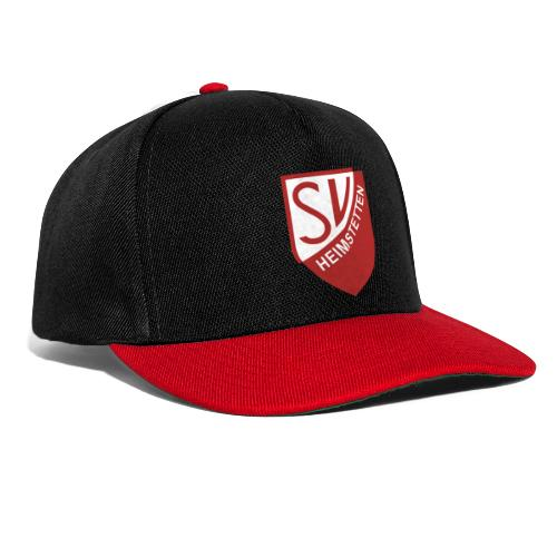 Logo SVH weisser Hintergrund abgeschnitten - Snapback Cap