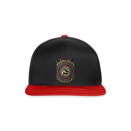 Rasta lion - Snapback Cap