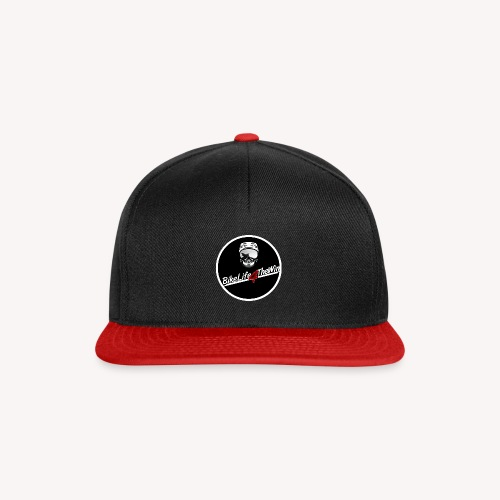motorcycle Logo 2 - Snapback Cap