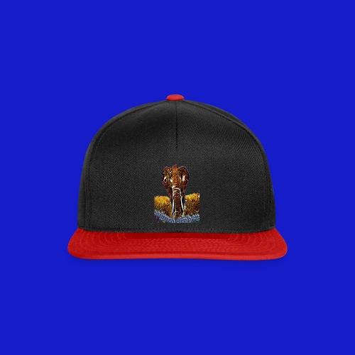 Designed elephant 🐘 - Snapback Cap