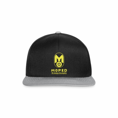 Moped - your constant travel companion - Snapback Cap
