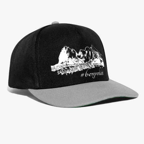 #Bergverliebt - Snapback Cap