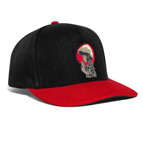 Afro Gun - Snapback Cap
